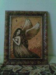 янтарная картина