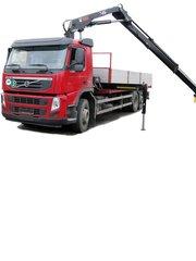 манипулятор заказ услуги грузоперевозки в калининграде 14 тонн