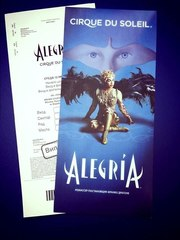 Продам билеты на Цирк Дю Солей в Гданьске 3 августа!