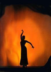 Танцы. Объявляется набор на занятия фламенко