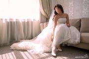 Очень удобное свадебное платье