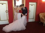 Pronovias Barcelona свадебное платье
