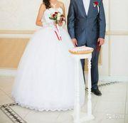 Продам свадебное платье Калининград