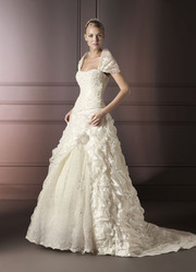 Свадебное платье Pierre Cardin