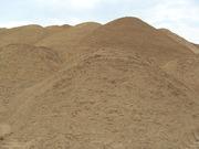 Песок 0-3 фракции с доставкой от 1 до 30 тонн,  без посредников