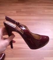 Туфли лакированные by Valentin Yudashkin 39 размер