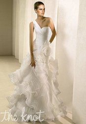 Продам свадебное платье La Sposa (Испания)