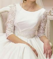 Счастлиаое свадебное платье