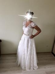 Свадебное платье. Свадьба