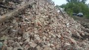 Строительный мусор в ассортименте с доставкой от 1 до 30 тонн.