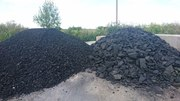 Уголь каменный ДР,  ДОМ,  ДПК с доставкой от 1 до 30т.