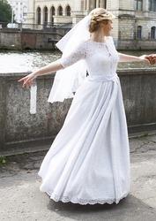 Продам свадебное платье 6000 руб.