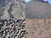Песок, щебень , гравий грунт доставка