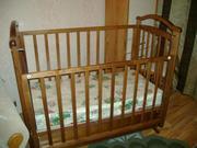 Продаю детскую кроватку - Модель Алина
