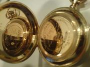 Продам  часы карманные золотые «MERMOD FRERES » Швейцария